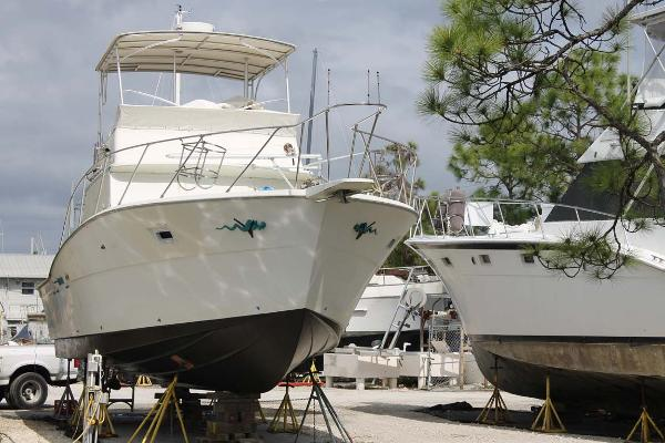 Viking 40 SPORTFISH Profile