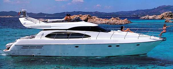 Azimut 58 Manufacturer Provided Image