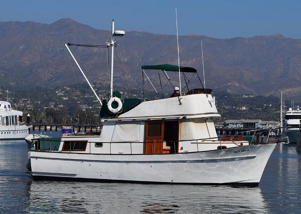 CHB Trawler Seagoer