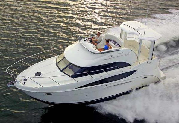 Meridian 368 Motoryacht Manufacturer Provided Image
