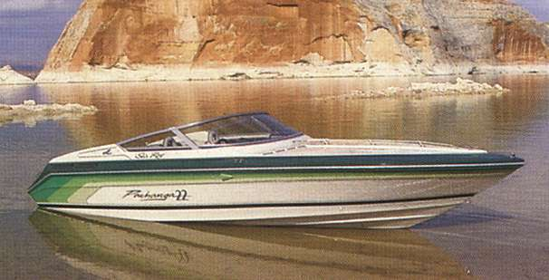 Sea Ray Pachanga 22 Manufacturer Provided Image