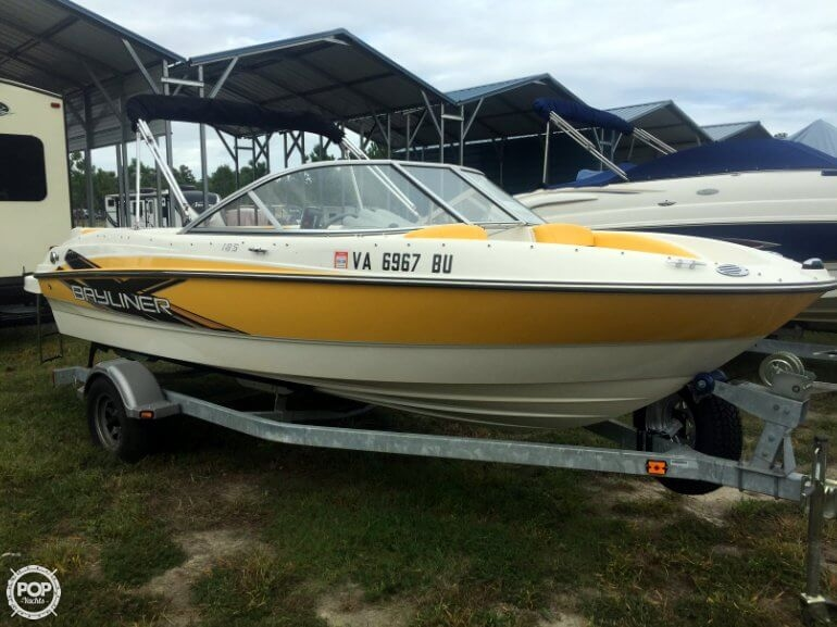 Bayliner 18 2013 Bayliner 18 for sale in Topping, VA