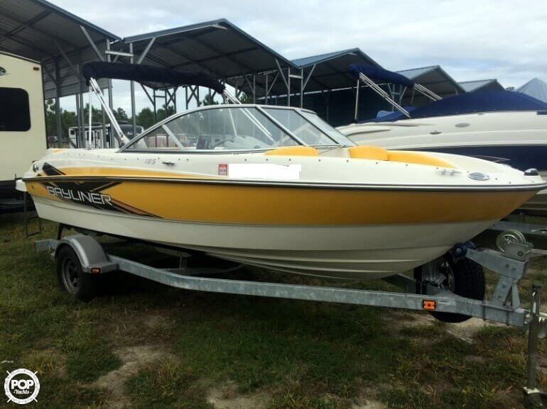 Bayliner 185 Bowrider 2013 Bayliner 185 BR for sale in Topping, VA