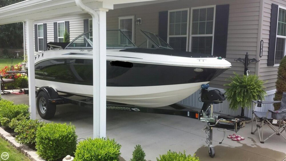 Chaparral 18 H2O Sport 2012 Chaparral H2O Sport for sale in Baroda, MI