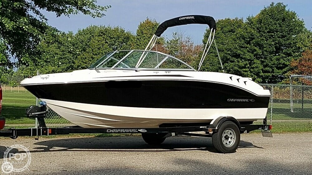 Chaparral 18 H2O Sport 2012 Chaparral H2O 18 Sport for sale in Lawrence, KS