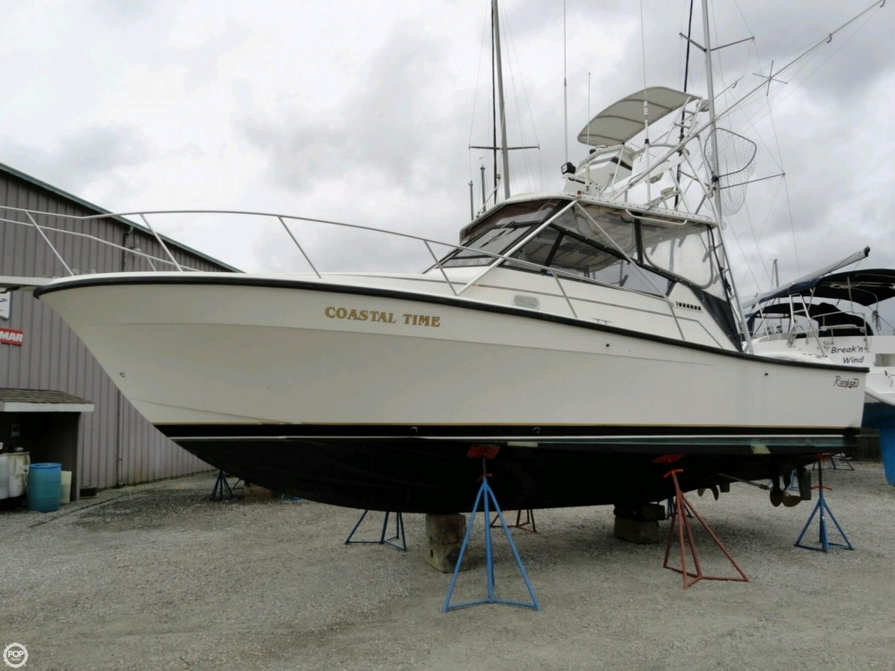 Rampage 33 Sport Fish Express 1991 Rampage 33 for sale in Sneads Ferry, NC