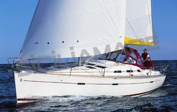 Beneteau Oceanis Clipper 393 Oceanis-393 STD