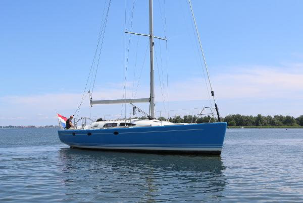 Van De Stadt Satellite 44 Lifting Keel