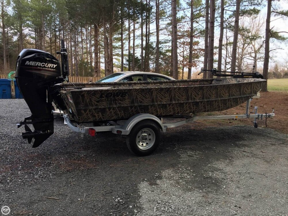 Lowe 1756 Roughneck 2015 Lowe 17 for sale in Catharpin, VA