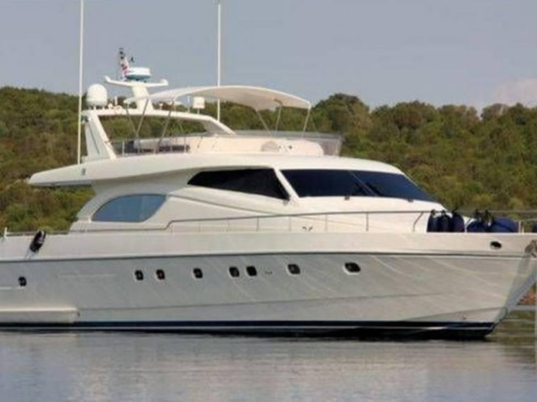 Ferretti Yachts Ferretti 72