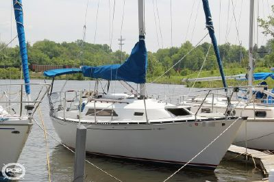 C&C 29 MkII 1984 C & C 28 for sale in Ashtabula, OH