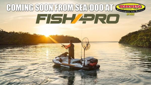 Sea-Doo FISHPRO IBR SOUND