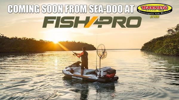 Sea-Doo FISHPRO IBR SOUND