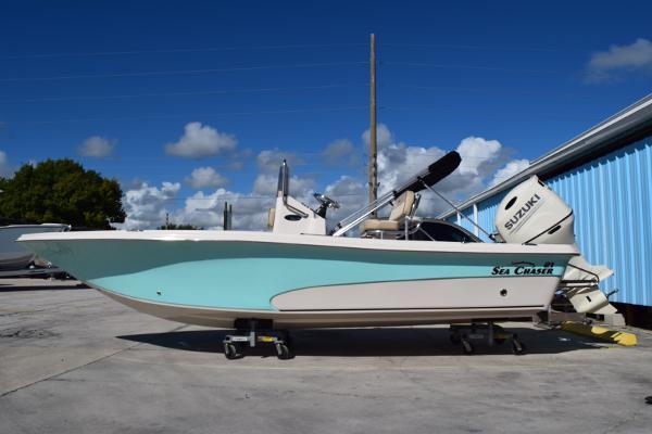 Sea Chaser sea skiff