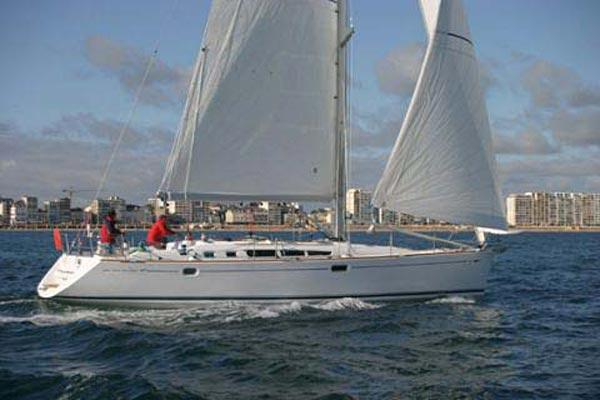 Jeanneau Sun Odyssey  49 Performance Manufacturer Provided Image