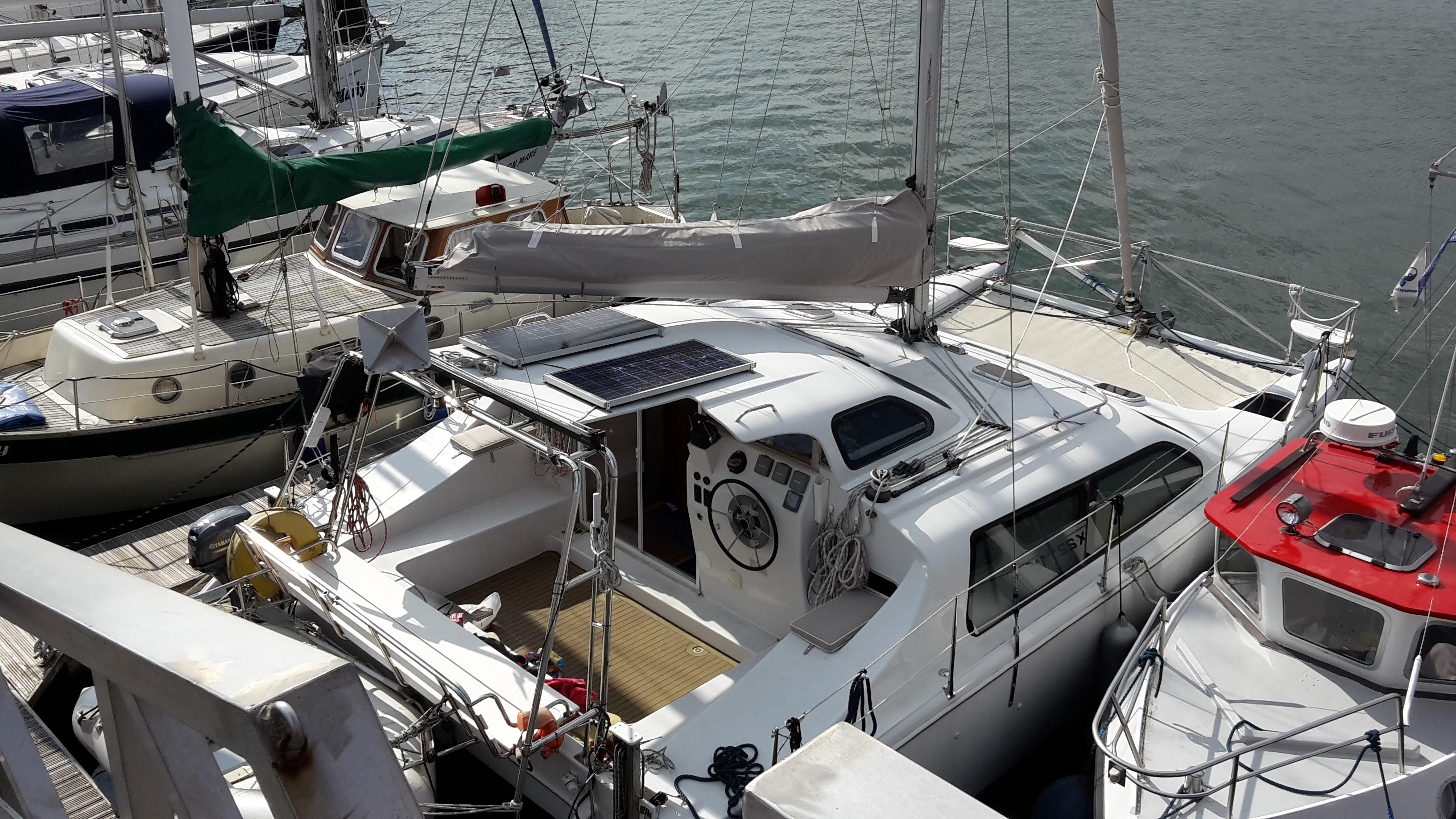 Broadblue Catamaran