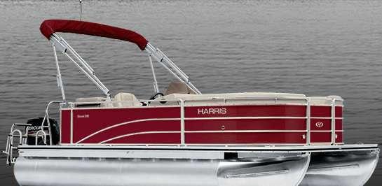 Harris Flotebote Cruiser 220