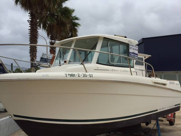 Jeanneau JEANNEAU MERRY FISHER 655 MARLIN