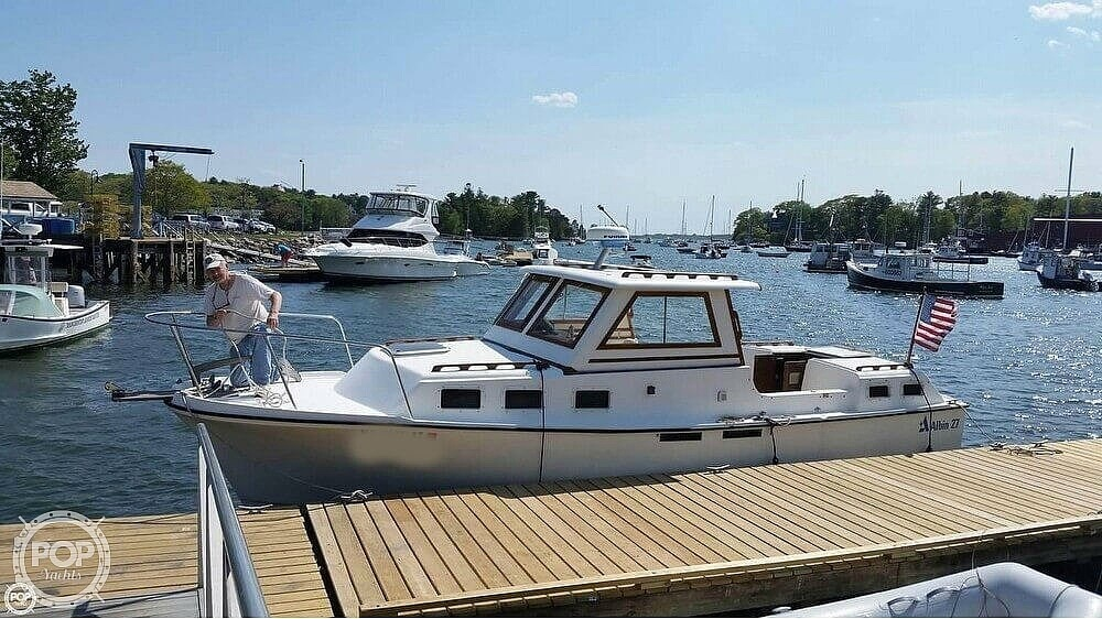 Albin Albin 27 Family Cruiser 1985 Albin 27 Family Cruiser for sale in Essex, MA
