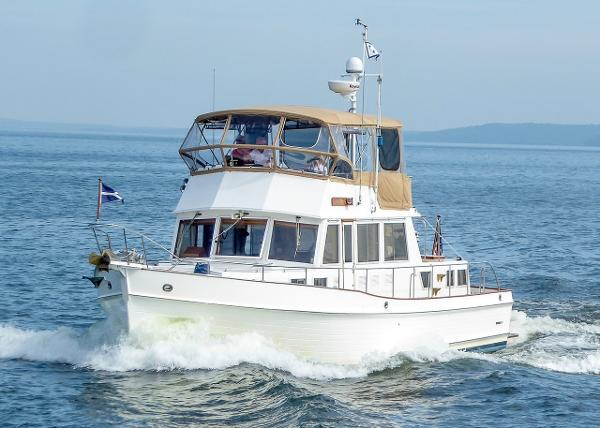 Grand Banks 46 Classic Profile