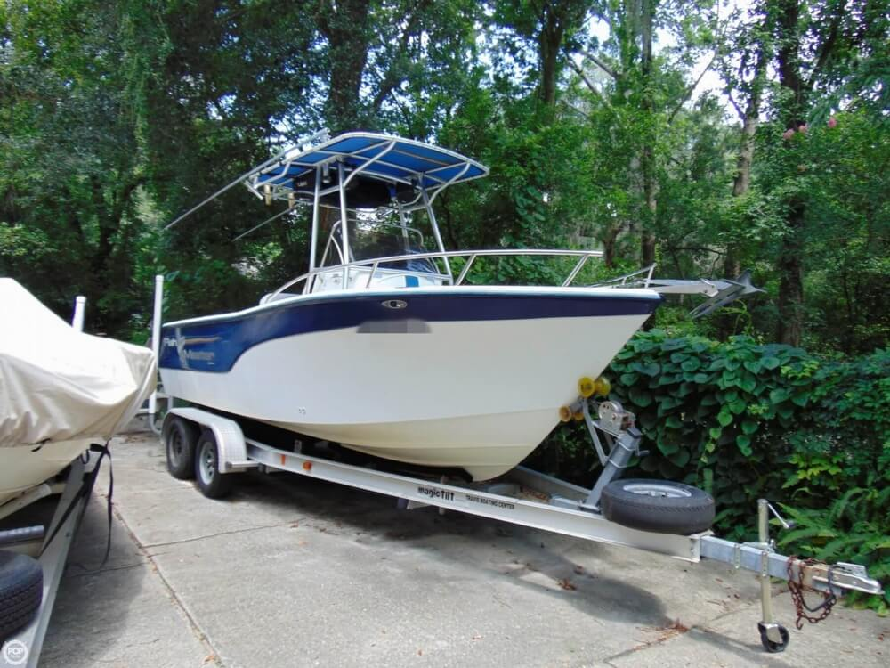 Polar Boats 21 Fish Master 2003 Polar 21 Fish Master for sale in Jacksonville, FL
