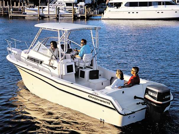 Grady-White Islander 268 Manufacturer Provided Image