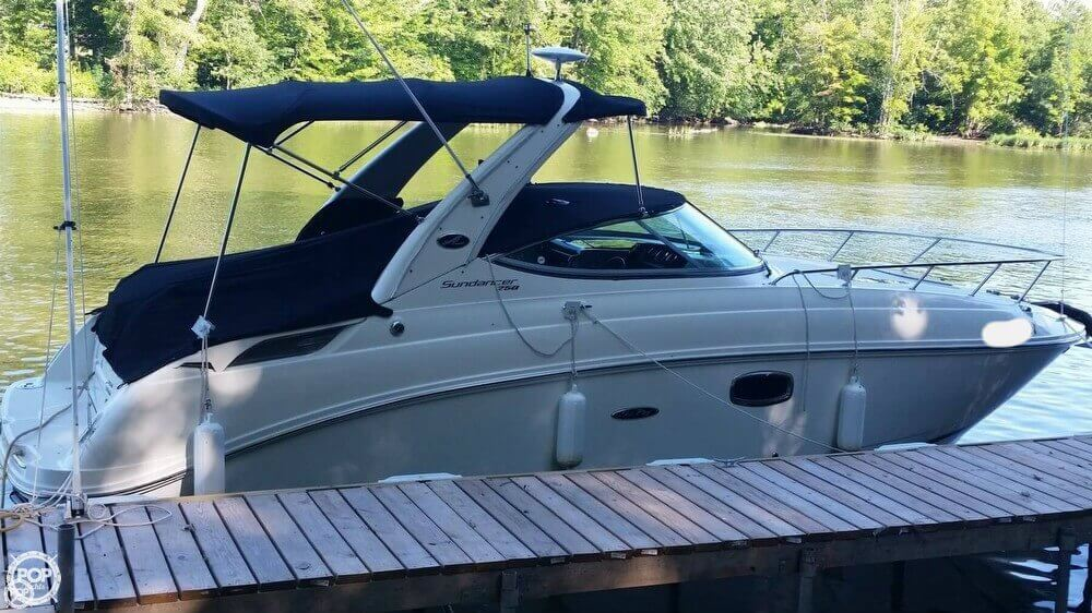 Sea Ray 250 Sundancer 2009 Sea Ray 250 Sundancer for sale in Memphis, NY