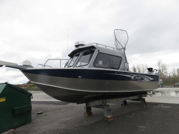 Hewescraft Alaskan 260 ET HT RLC