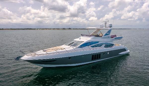 Azimut AZ 64 FLY