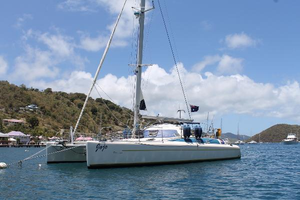 Fountaine Pajot SAFE FROM STORMS