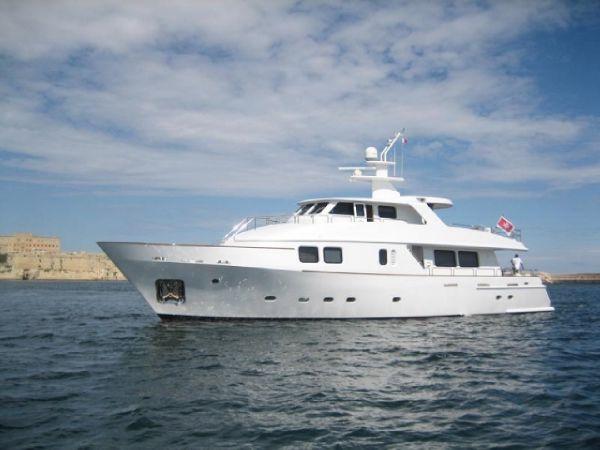 Bezzina Yacht Yard Malta Laguna 24