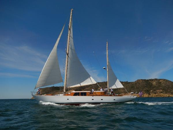 Custom Ketch Tatoosh