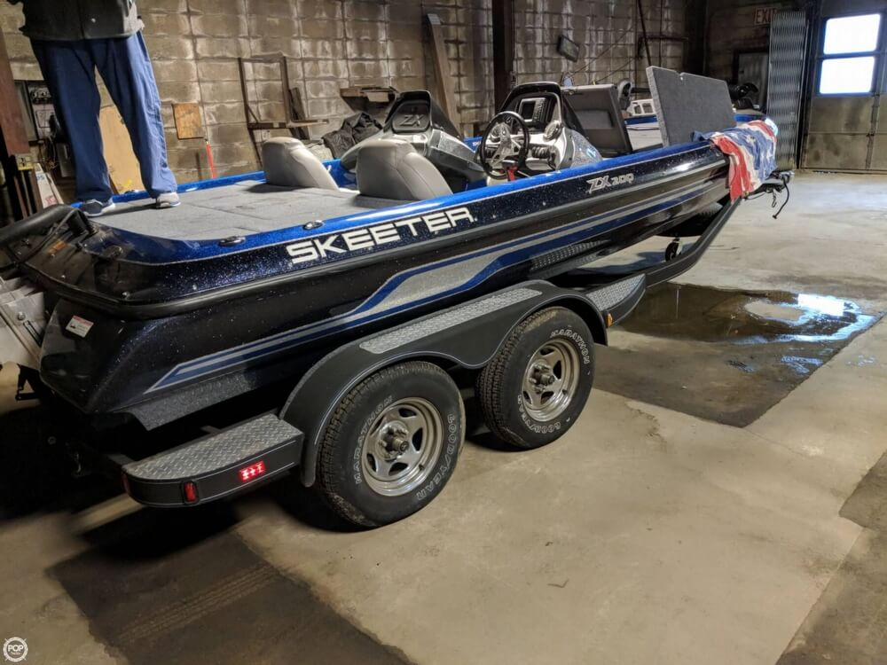 Skeeter ZX 200 2012 Skeeter ZX 200 for sale in West Hartford, CT