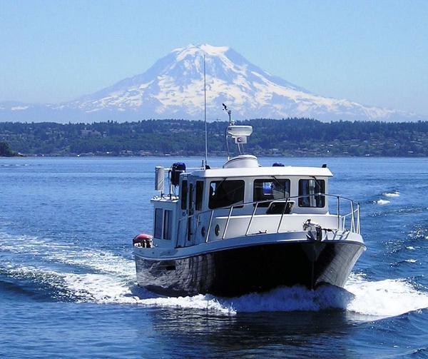 American Tug 34  Hull #115 Breezy Spirit