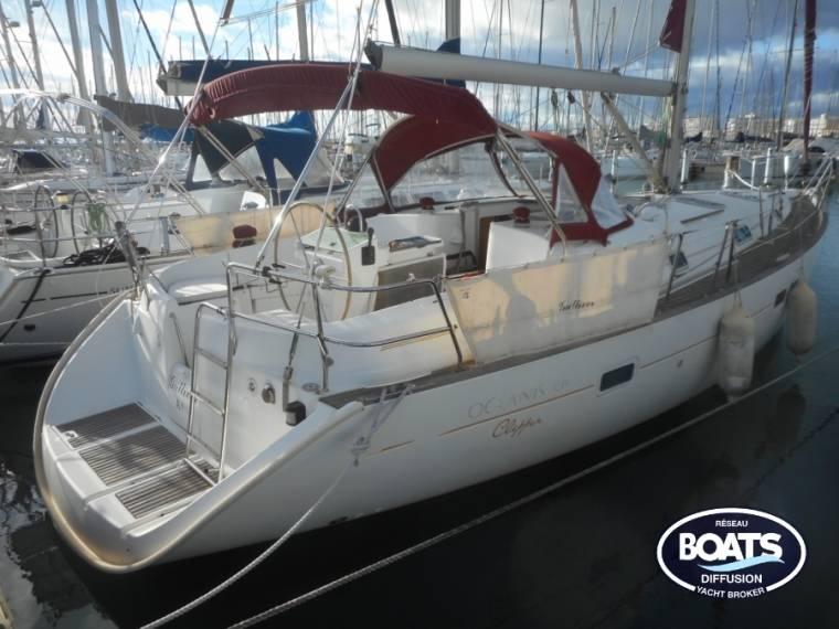 Beneteau BENETEAU OCEANIS 411 CLIPPER FY45514