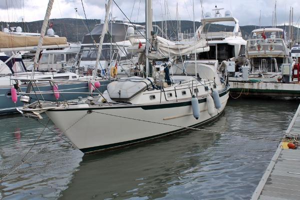 Pacific Seacraft 40