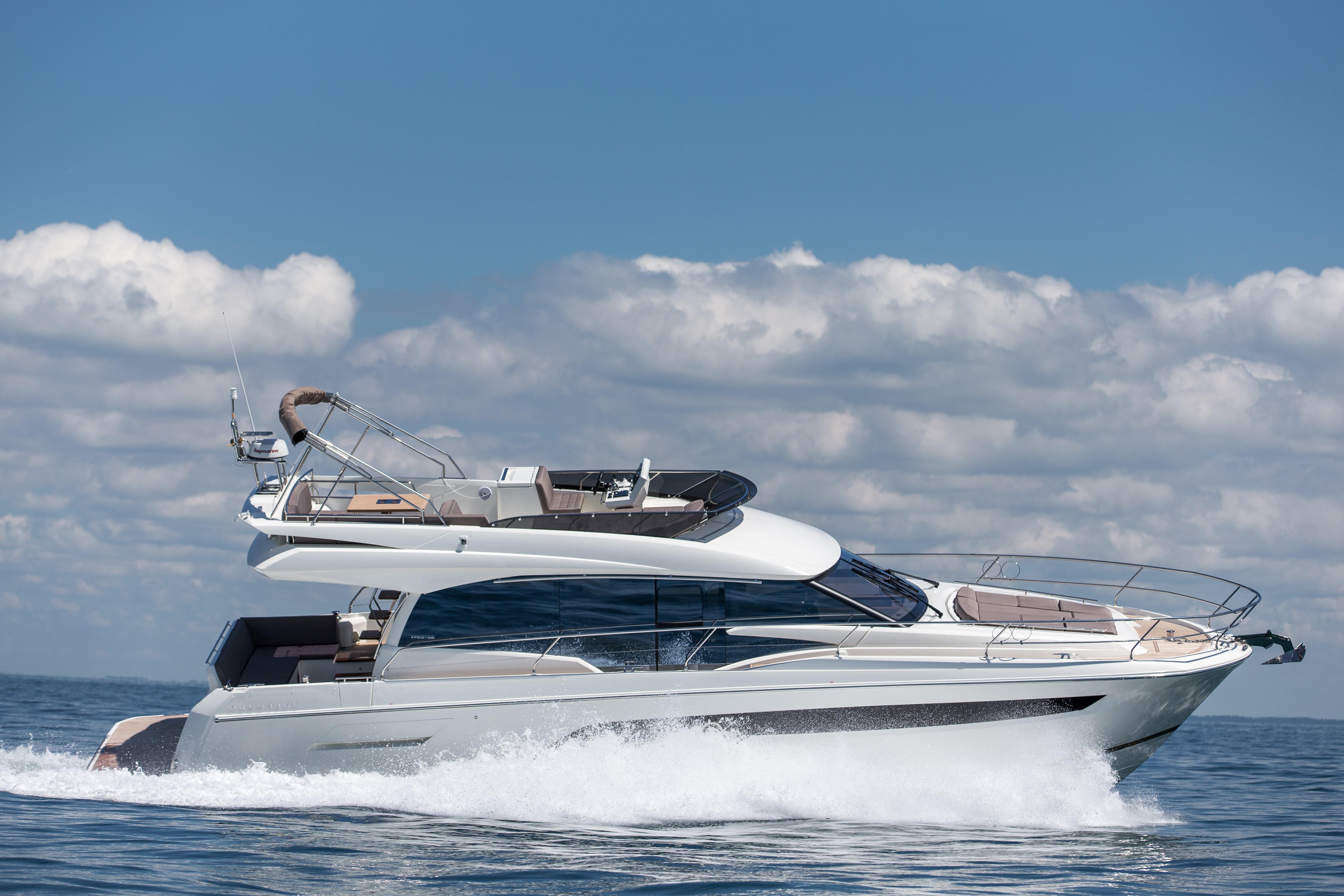 Prestige 520 Prestige 520 Yacht