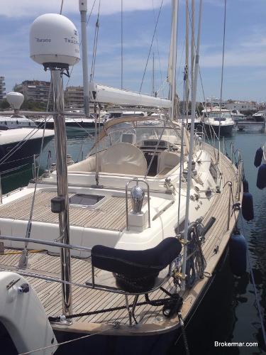 Moody 54 Used Sailing Yacht Moody 54