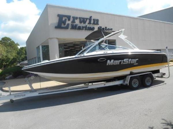 Mastercraft 280VLD W/trailer Profile