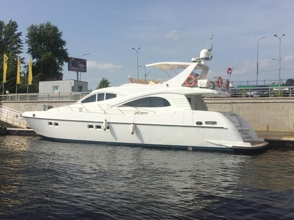 "Custom Steel yacht ""Elina"""
