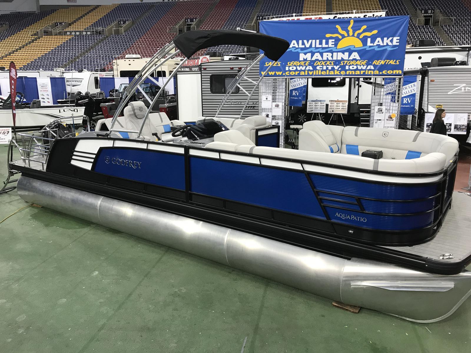 Aqua Patio AP 259 Elite - TT-27 - 350hp Max