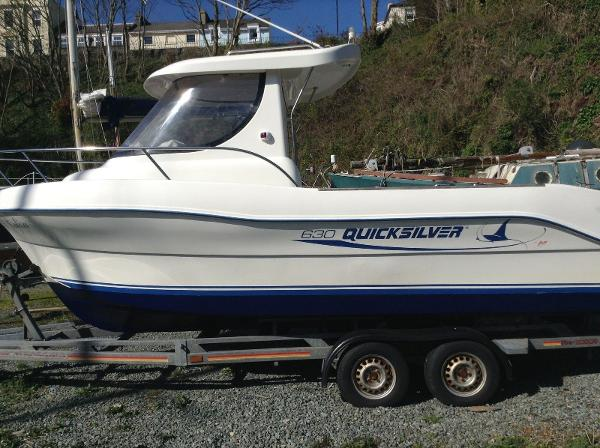 Quicksilver Quicksilver 630SD