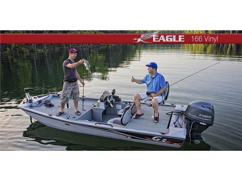 G3 Boats Eagle 166 Vinyl