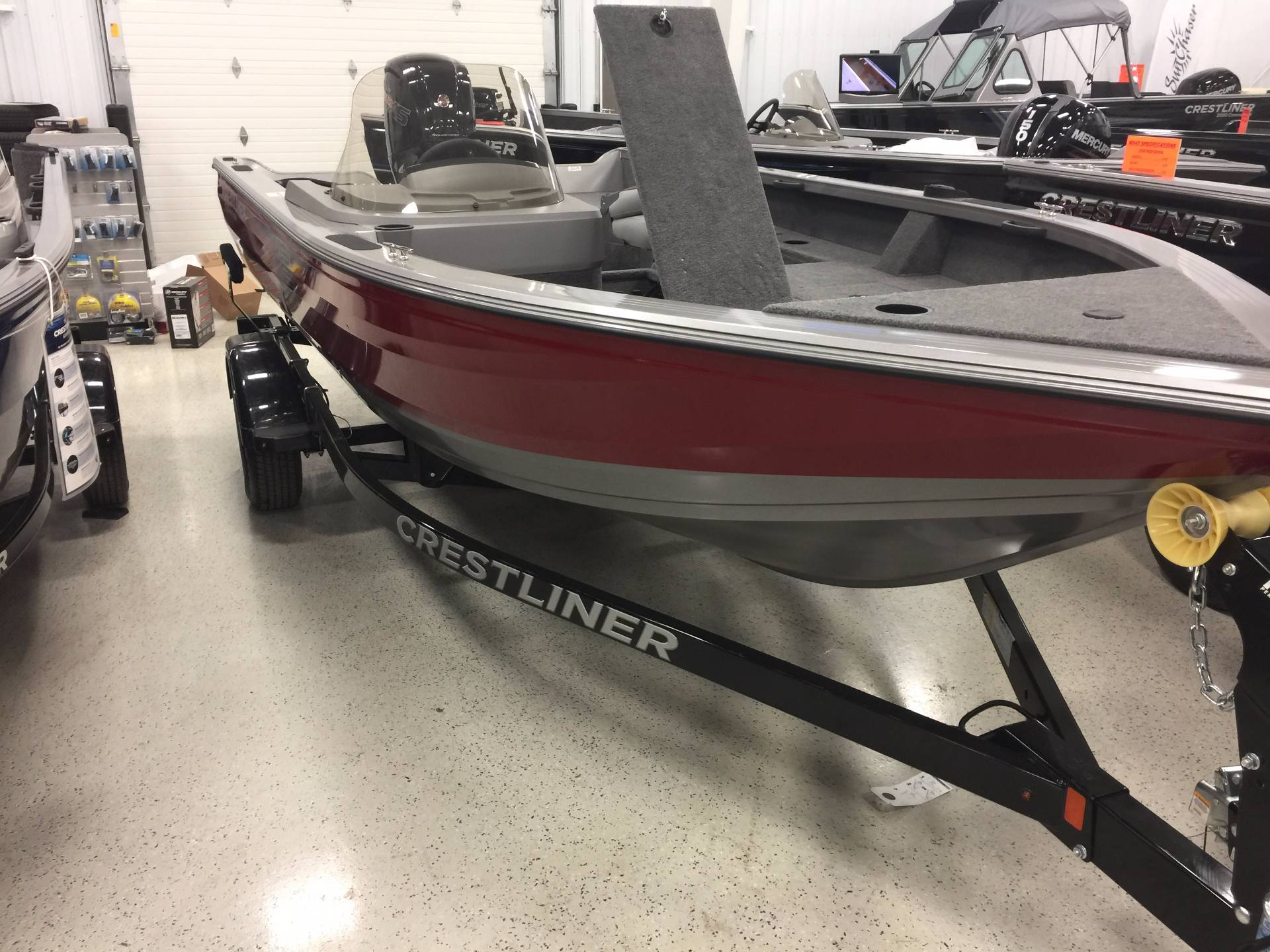 Crestliner 1750 fish hawk boats for sale page 8 of 18 for Crestliner fish hawk