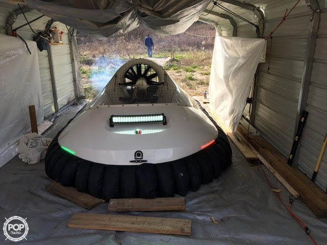 Neoteric Hovercraft Hovertrek 4 Passenger 2016 Neoteric Hovercraft Hovertrek 4 Passenger for sale in Piney Flats, TN