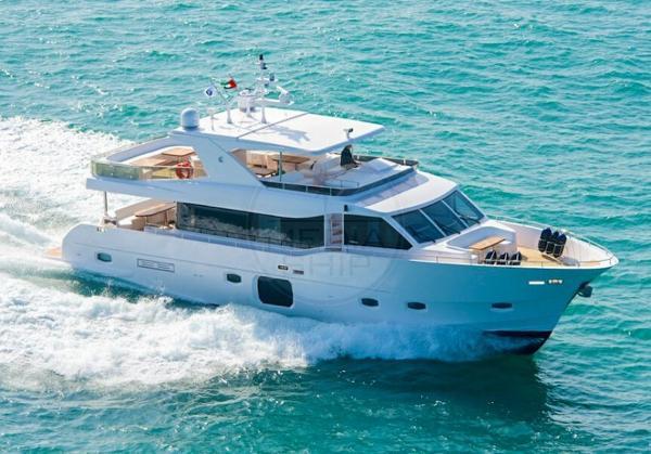 Gulf Craft Nomad 75 GULF CRAFT - NOMAD 75 - exteriors