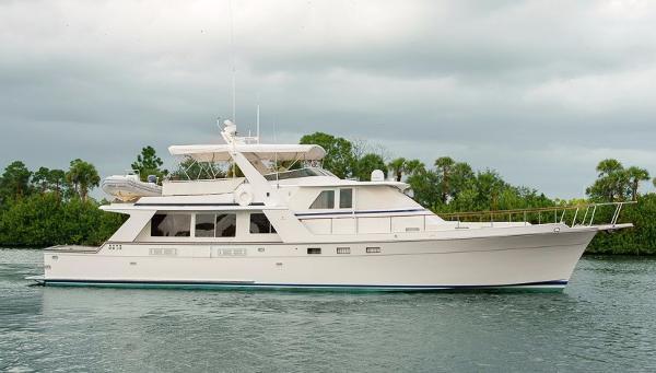 Tolly 68' Tollycraft Motor Yacht ISLAND SPIRIT