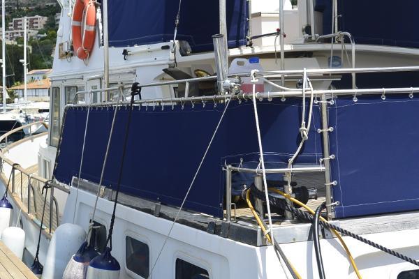 American Marine Grand Banks 42 Motoryacht
