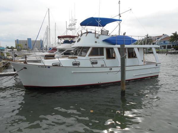 Marine Trader 36 Europa Trawler