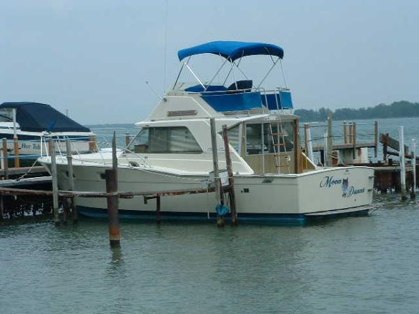 Chris-Craft 35 COMMANDER